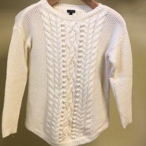 Talbott cream sweater